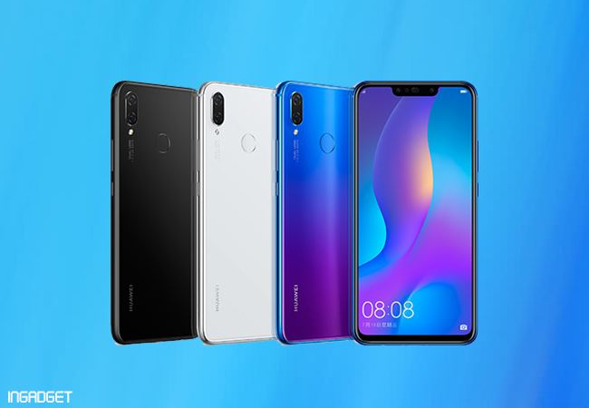 Huawei Nova 3i Price in Nepal, Specifications and Features