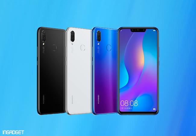 Huawei Nova 3i Price in Nepal