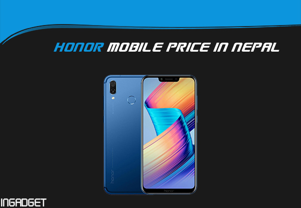 Honor Mobile Price In Nepal
