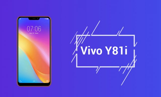 Vivo Y81i Price In Nepal