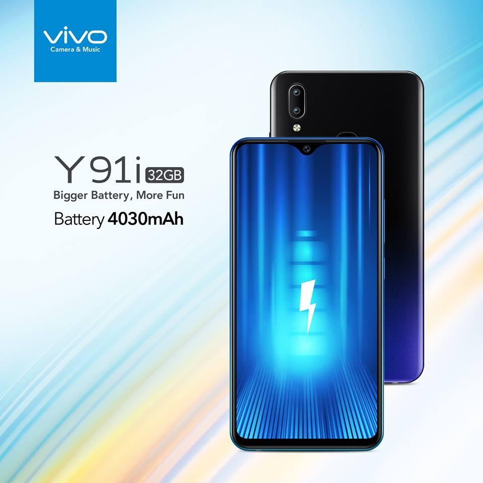 Vivo Y91i Price In Nepal