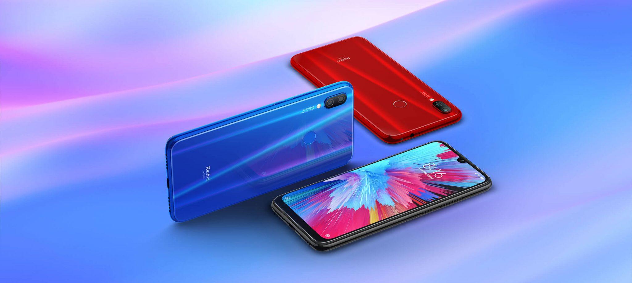 Xiaomi Redmi Note 7 Price In Nepal