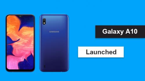 Samsung Galaxy A10 Price in Nepal