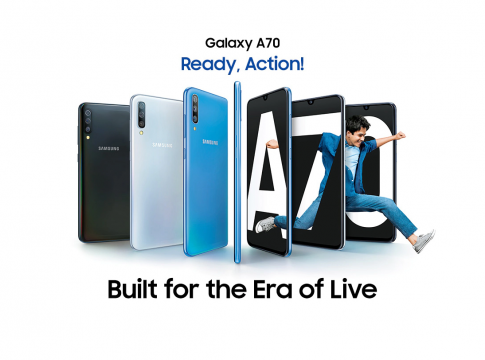 Samsung Galaxy A70 Price In Nepal