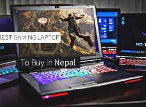 best gaming laptop nepal