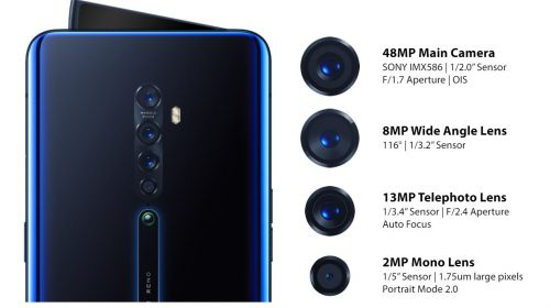 OPPO Reno 2 Price in Nepal
