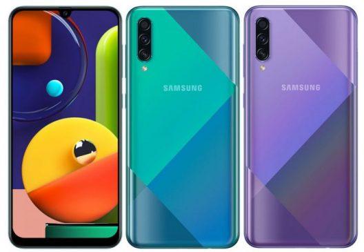 Galaxy A50s price