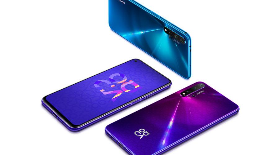Huawei Nova 5T Price in Nepal