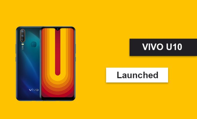vivo u10 price in nepal