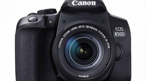Canon EOS 850D Price in Nepal