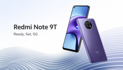 Redmi Note 9T Price in Nepal